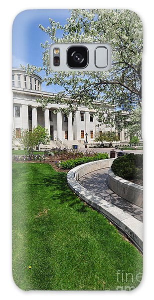 D13l-145 Ohio Statehouse Photo Galaxy Case