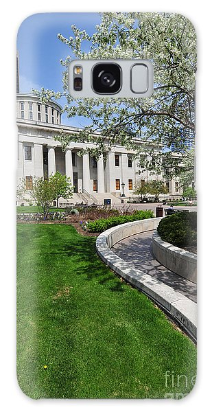 D13l-145 Ohio Statehouse Photo Galaxy Case