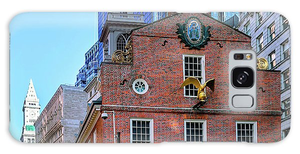 No-one Galaxy Case - Old And New Boston by Babak Tafreshi