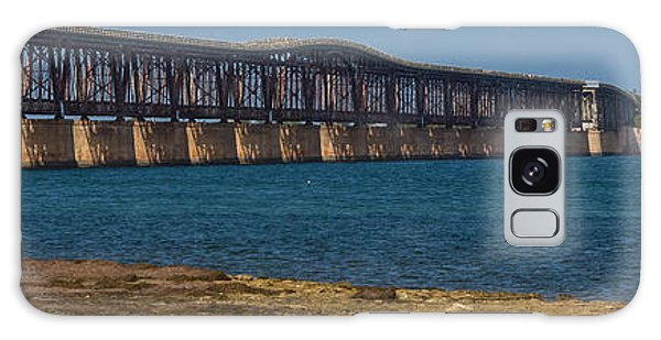 Old Bahia Honda Bridge Galaxy Case