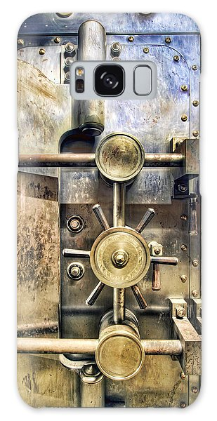 Old Bank Vault In Historic Building Galaxy Case