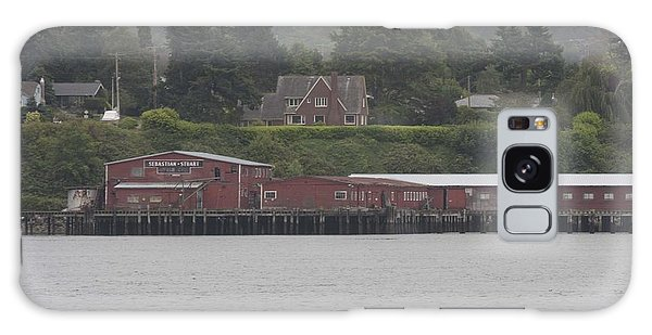 Old Cannery Building Galaxy Case by S and S Photo