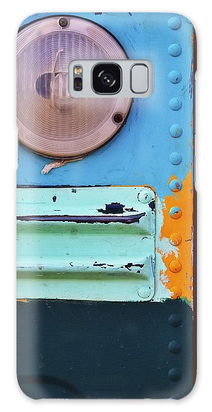 Galaxy Case featuring the photograph Old School by Skip Hunt