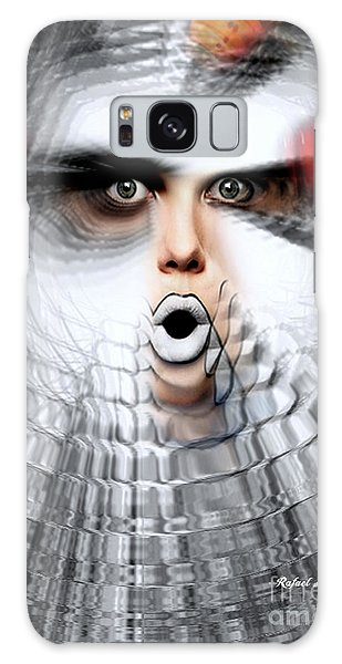 OMG Galaxy Case by Rafael Salazar