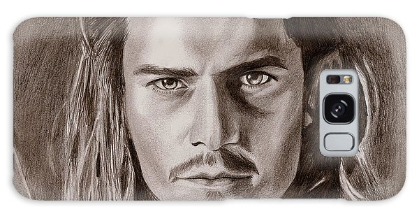 Orlando Bloom Galaxy Case