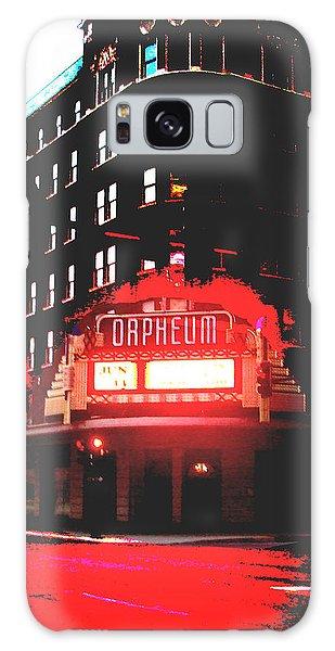 Orpheum Theater  Galaxy Case