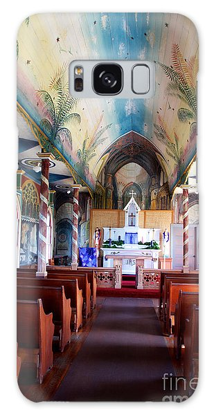 Painted Church All Profits Go To Hospice Of The Calumet Area Galaxy Case