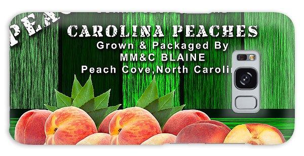 Peach Farm Galaxy Case