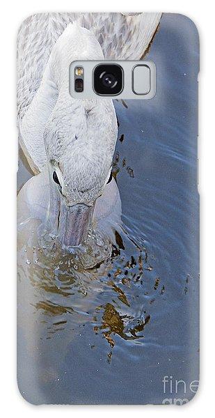 Pelican Fishing Galaxy Case