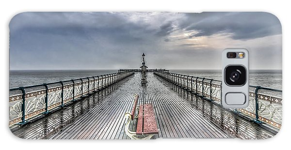 Penarth Pier 4 Galaxy Case