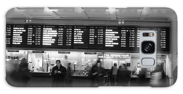 Penn Station Galaxy Case by Steven Macanka