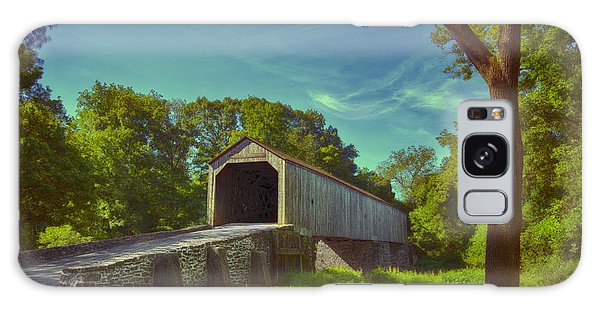 Pennsylvania Covered Bridge Galaxy Case