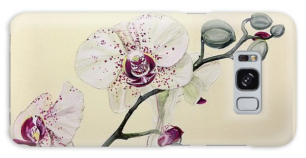 Phalaenopsis Black Panther Orchid Galaxy Case