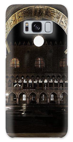 Piazza San Marco Galaxy Case by Marion Galt