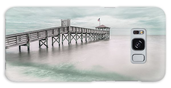 Pier Galaxy Case - Pier by Martin Steeb