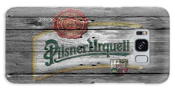 Six Galaxy Case - Pilsner Urquell by Joe Hamilton