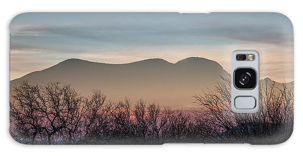 Pink In The Valley Galaxy Case by Beverly Parks