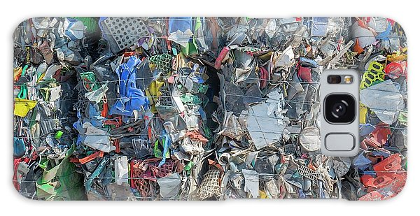Recycle Galaxy Case - Plastic Recycling by Robert Brook