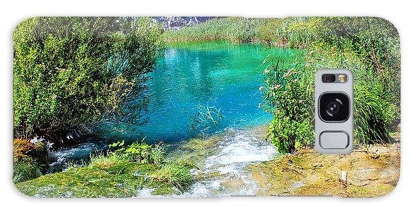 Plitvicka Jezera Galaxy Case