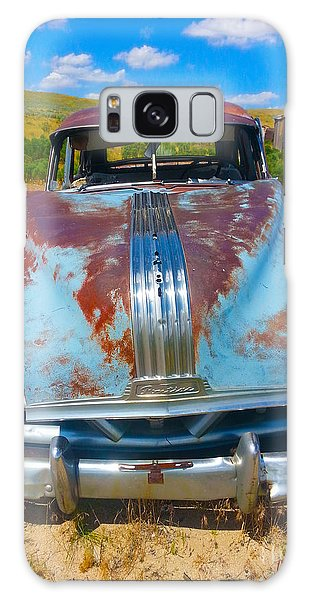 Pontiac Blues Galaxy Case