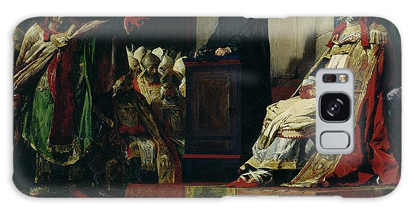 Controversial Galaxy Case - Pope Formosus And Pope Stephen Vi by Jean Paul Laurens
