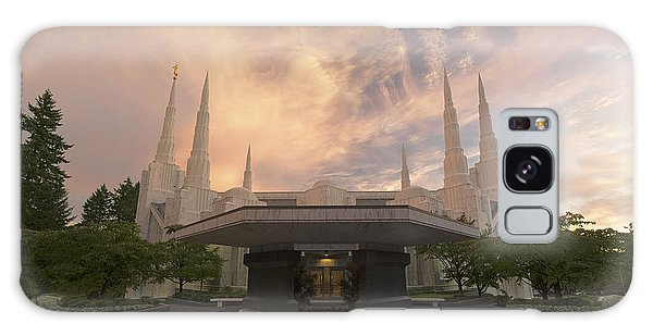 Portland Temple Galaxy Case