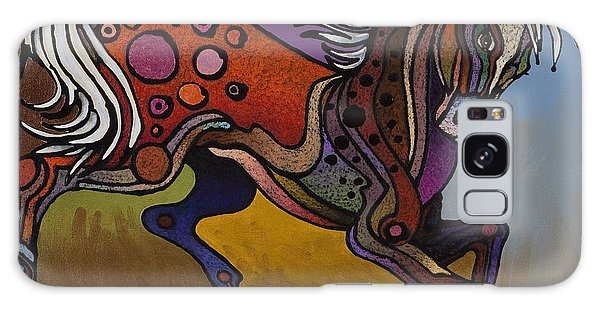Prancer Galaxy Case