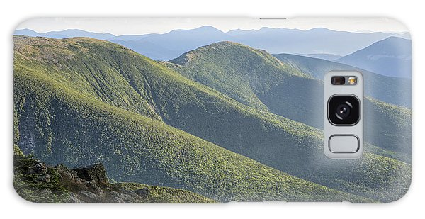Presidential Range - White Mountains New Hampshire Galaxy Case