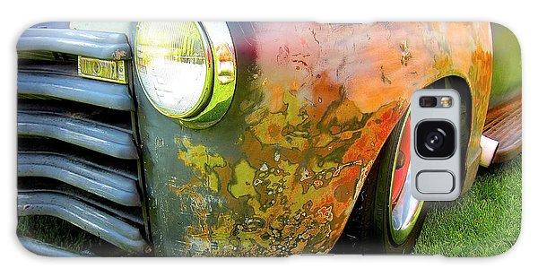 Psycho Truck Galaxy Case by Kathryn Barry