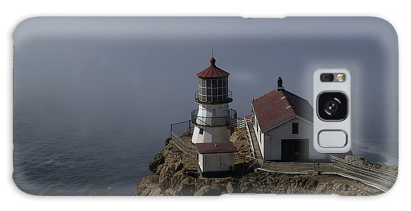 Pt Reyes Lighthouse Galaxy Case