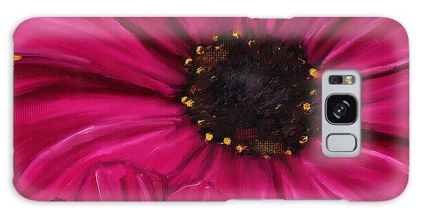 Purple Beauty Galaxy S8 Case