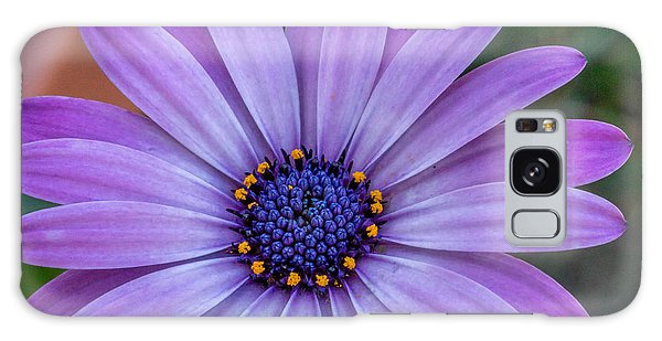 Purple Flower  Galaxy Case by Trace Kittrell