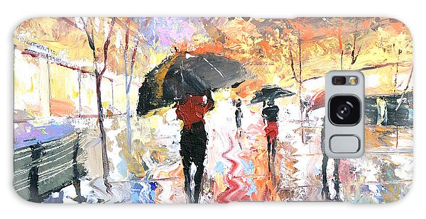 Rain Galaxy Case by Dmitry Spiros