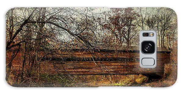 Rapps Dam Covered Bridge Galaxy Case