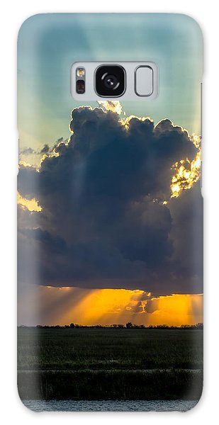 Rays From The Clouds Galaxy Case