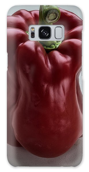 Red Pepper Galaxy Case