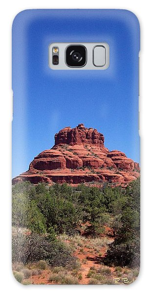 Red Rocks Galaxy Case