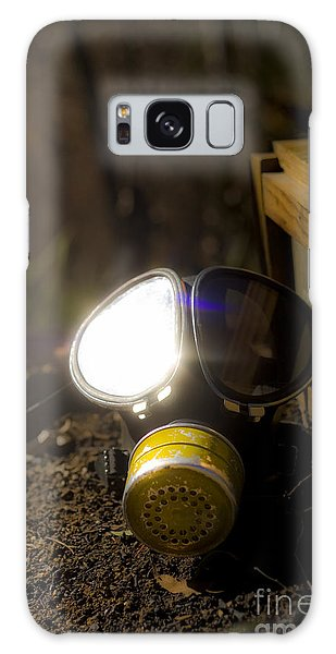 Breathe Galaxy Case - Reflection Of War by Jorgo Photography - Wall Art Gallery