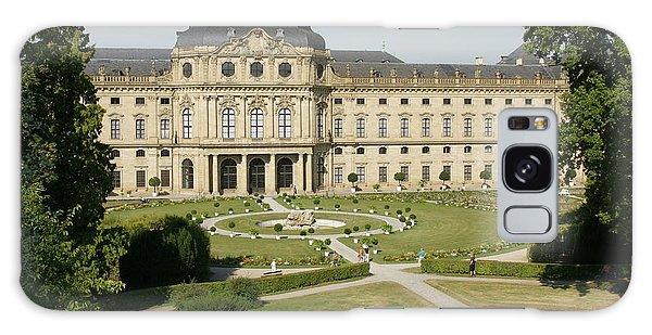 Residenz Wurzburg  Galaxy Case by Christian Zesewitz