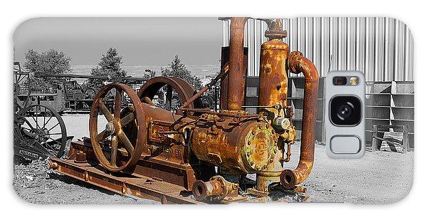 Retired Petroleum Pump Galaxy Case