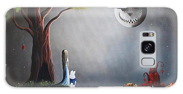 Castle Galaxy Case - Alice In Wonderland Original Artwork by Erback Art