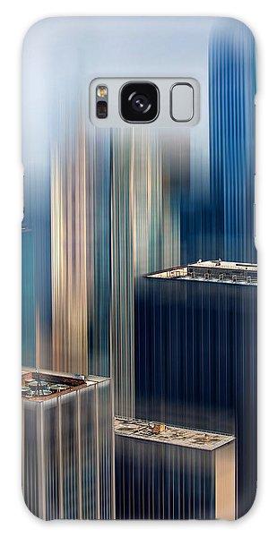 Downtown Galaxy Case - Rising Metropolis by Az Jackson