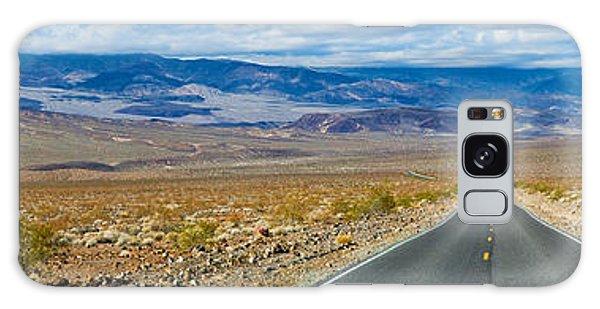 Road Passing Through A Desert, Death Galaxy Case