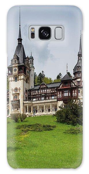 Pele Galaxy Case - Romania, Transylvania, Sinaia, Peles by Walter Bibikow