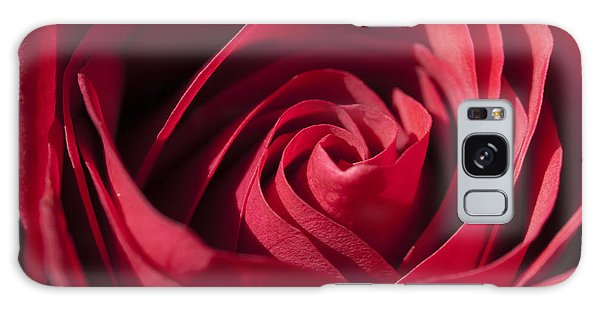 Rose Red Galaxy Case