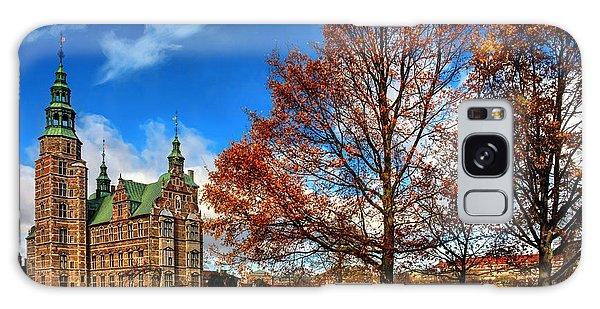 Rosenborg Castle Copenhagen Galaxy Case by Carol Japp