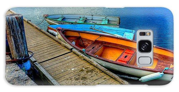 Row Boats Galaxy Case