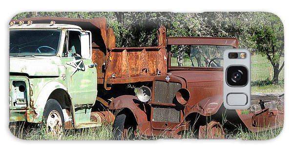 Rust In Peace No. 1 Galaxy Case