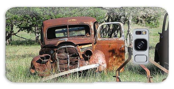 Rust In Peace No. 5 Galaxy Case