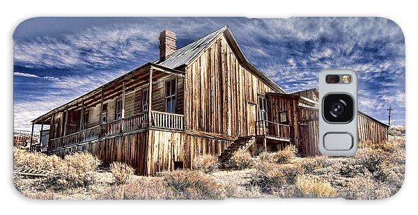 Rustic Cabin Galaxy Case by Jason Abando